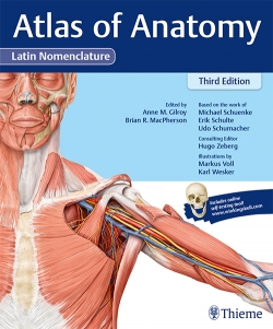 View Details for Atlas of Anatomy, 3e Latin