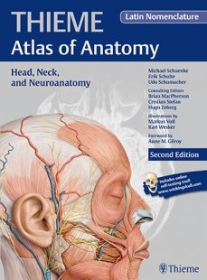 View Details for Head, Neck, and Neuroanatomy (THIEME Atlas of Anatomy), Latin nomenclature
