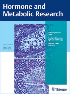 View Details for Hormone and Metabolic Research