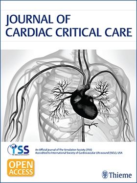 View Details for Journal of Cardiac Critical Care