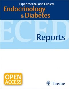 View Details for Experimental and Clinical Endocrinology & Diabetes Reports