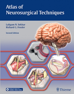 View Details for Atlas of Neurosurgical Techniques