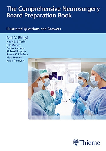 View Details for The Comprehensive Neurosurgery Board Preparation Book
