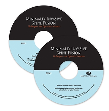 View Details for Minimally Invasive Spine Fusion: Techniques and Operative Nuances: 2-DVD Box