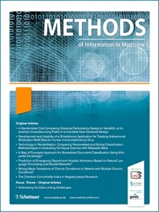 View Details for Methods of Information in Medicine