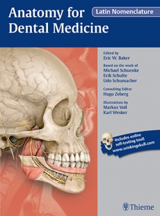 View Details for Anatomy for Dental Medicine, Latin Nomenclature