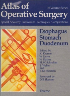 View Details for Atlas of Operative Surgery: Esophagus, Stomach, Duodenum