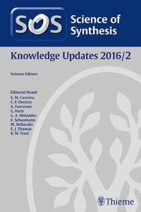 View Details for Science of Synthesis Knowledge Updates: 2016/2