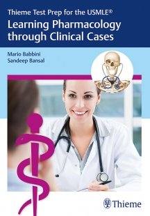 View Details for Thieme Test Prep for the USMLE®: Learning Pharmacology through Clinical Cases