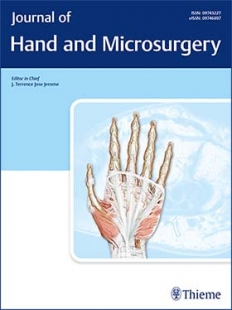 View Details for Journal of Hand and Microsurgery