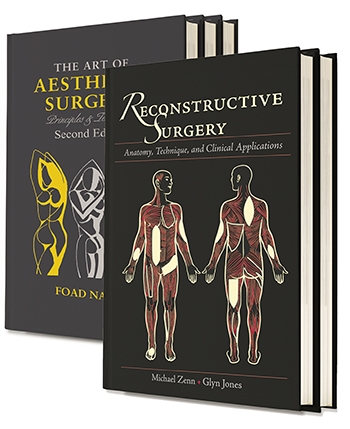 View Details for Reconstructive Surgery: Anatomy, Technique, and Clinical Applications & The Art of Aesthetic Surgery: Principles and Techniques, Second Edition - Two Volume Set