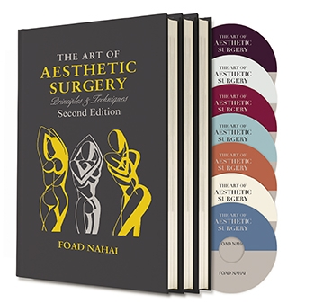 View Details for The Art of Aesthetic Surgery: Principles and Techniques, Three Volume Set, Second Edition