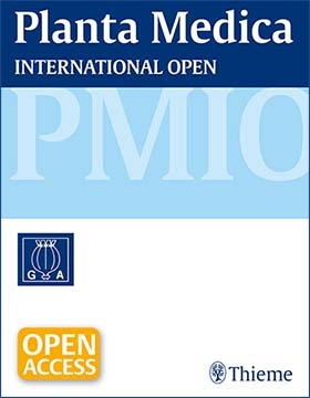 View Details for Planta Medica International Open