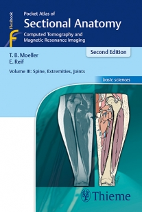 View Details for Pocket Atlas of Sectional Anatomy, Volume III: Spine, Extremities, Joints