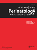 AJP American Journal Perinatology