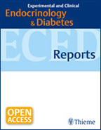 ECED Experimental Clinical Endocrinology  Diabetes Reports