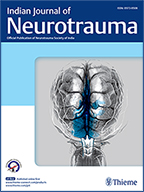 IJNT Indian Journal Neurotrauma 2018