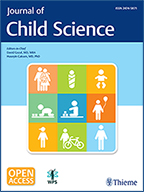 JCS Journal Child Science 2018