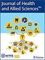 JHAS Journal Health Allied Sciences