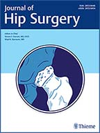 JHIP Journal Hip Surgery