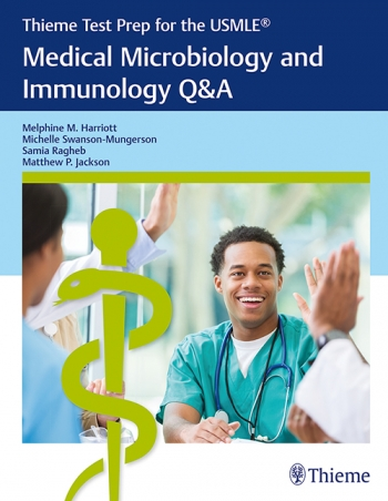View Details for Thieme Test Prep for the USMLE®: Medical Microbiology and Immunology Q&A