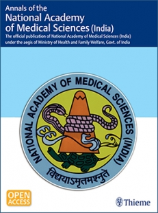 View Details for Annals of the National Academy of Medical Sciences