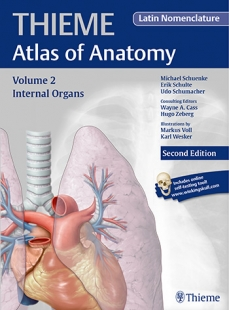 View Details for Internal Organs (THIEME Atlas of Anatomy), Latin nomenclature