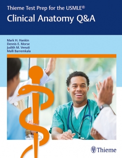 View Details for Thieme Test Prep for the USMLE®: Clinical Anatomy Q&A