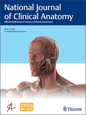 View Details for National Journal of Clinical Anatomy