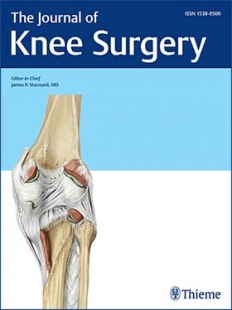 View Details for Journal of Knee Surgery