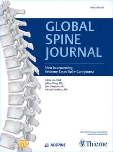 View Details for Global Spine Journal