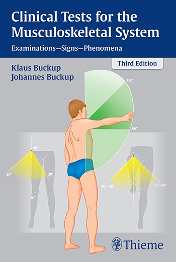 Orthopaedic Surgery Clinical Tests For The Musculoskeletal System