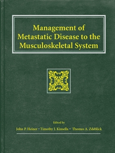 View Details for Management of Metastatic Disease to the Musculoskeletal System