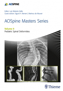 View Details for AOSpine Masters Series, Volume 9: Pediatric Spinal Deformities