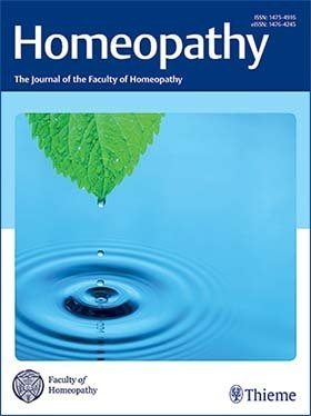 Image result for Homeopathy Journals
