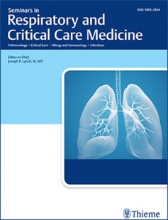 View Details for Seminars in Respiratory and Critical Care Medicine