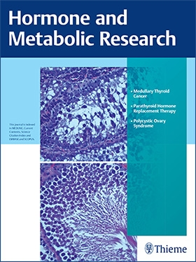 Internal Medicine | Hormone and Metabolic Research
