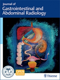 View Details for Journal of Gastrointestinal and Abdominal Radiology