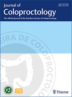 View Details for Journal of Coloproctology