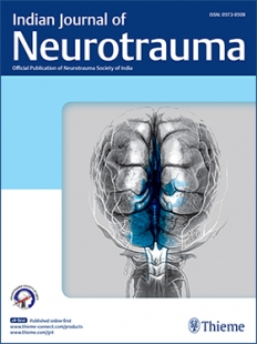 View Details for Indian Journal of Neurotrauma