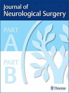 View Details for Journal of Neurological Surgery
