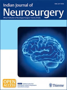 View Details for Indian Journal of Neurosurgery