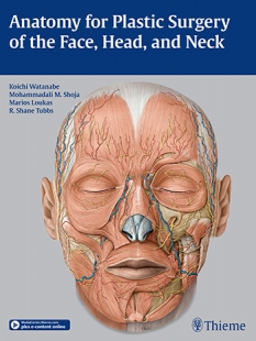 View Details for Anatomy for Plastic Surgery of the Face, Head, and Neck
