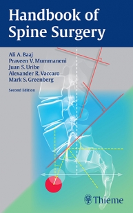 View Details for Handbook of Spine Surgery