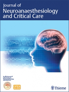View Details for Journal of Neuroanaesthesiology and Critical Care
