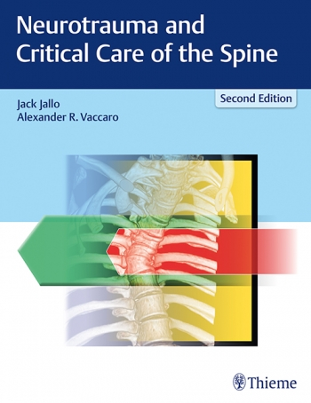 View Details for Neurotrauma and Critical Care of the Spine