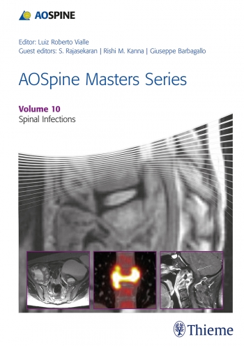 View Details for AOSpine Masters Series, Volume 10: Spinal Infections
