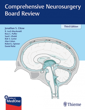 View Details for Comprehensive Neurosurgery Board Review