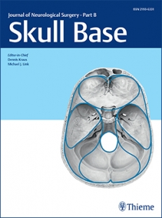 View Details for Journal of Neurological Surgery Part B