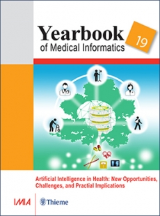 View Details for Yearbook of Medical Informatics